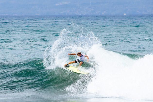 Pat Gudauskas. Bali Pro 2018, Keramas, Indonésia. Foto: WSL / Sloane