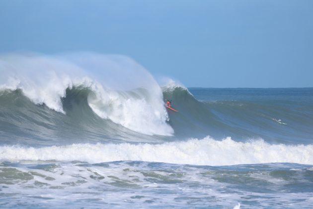 Mormaii Big Wave 2018. Praia do Cardoso, Farol de Santa Marta (SC). Foto: Francisco Oliveira