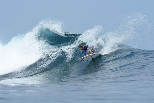 João Vitor, Hideaways, Ilhas Mentawai, Indonésia. Foto: Osmar Rezende Filho.