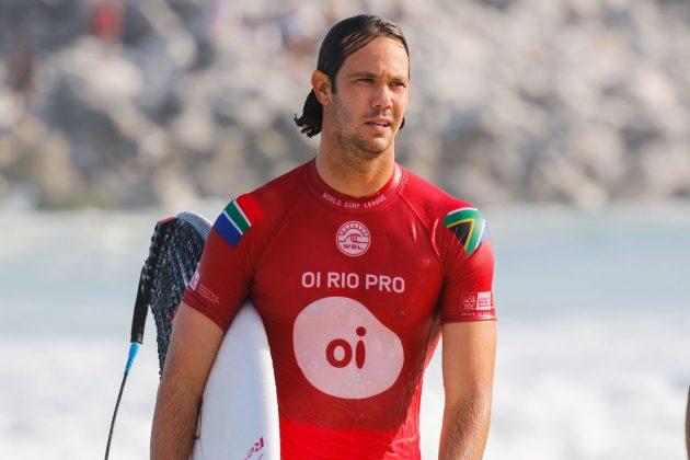 Jordy Smith. Oi Rio Pro 2018, Barrinha, Saquarema (RJ). Foto: Sebastian Rojas