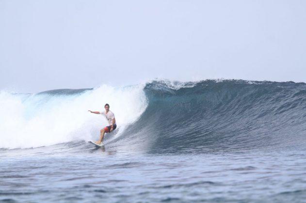 José Eduardo, Hideaways, Ilhas Mentawai, Indonésia. Foto: Osmar Rezende Filho.