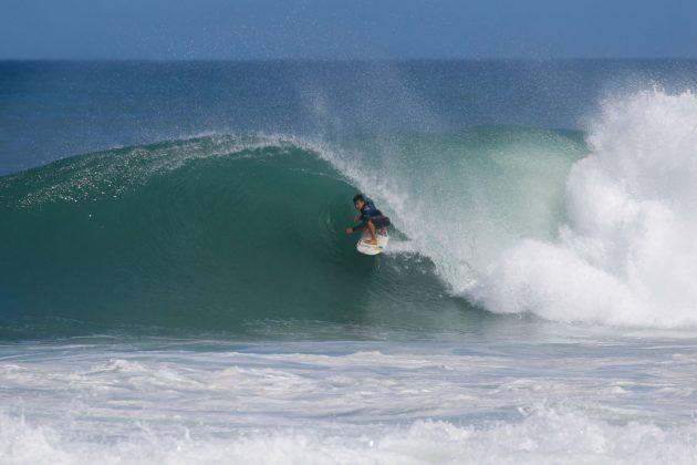 Keanu Asing. Oi Rio Pro 2018, Barrinha, Saquarema (RJ). Foto: Sebastian Rojas