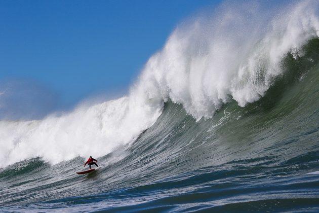 Rodrigo Koxa. Mormaii Big Wave 2018, praia do Cardoso, Farol de Santa Marta (SC). Foto: Sebastian Rojas