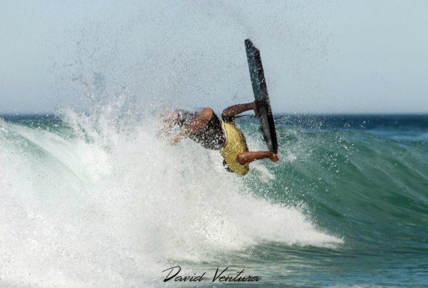 Léo Moreira. Rio Bodyboarding Master Series 2018, Praia Brava, Arraial do Cabo (RJ). Foto: David Ventura