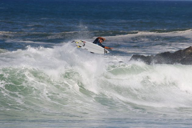 Michael Rodrigues. Oi Rio Pro 2018, Barrinha, Saquarema (RJ). Foto: Sebastian Rojas