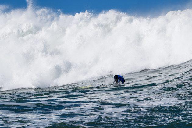 Paulo Moura. Mormaii Big Wave 2018, praia do Cardoso, Farol de Santa Marta (SC). Foto: Sebastian Rojas
