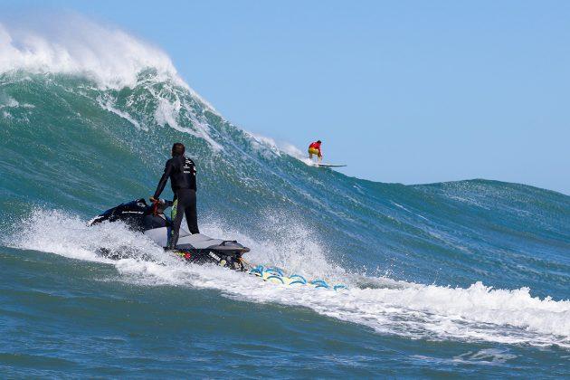 Pedro Calado. Mormaii Big Wave 2018, praia do Cardoso, Farol de Santa Marta (SC). Foto: Sebastian Rojas