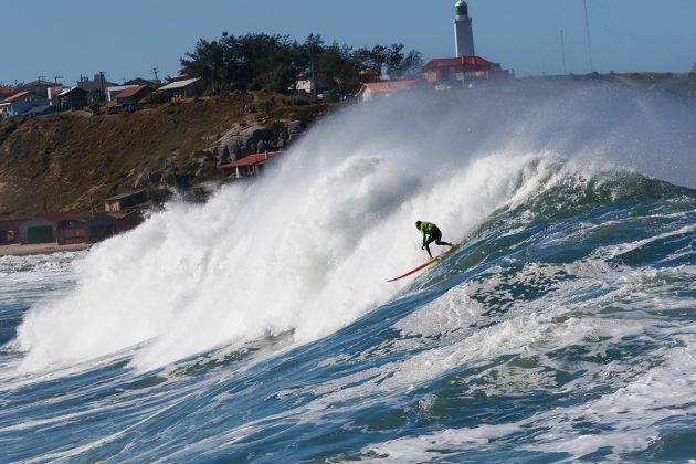 Mormaii Big Wave 2018. Praia do Cardoso, Farol de Santa Marta (SC). Foto: Sebastian Rojas