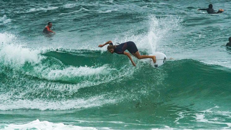 Stephanie Gilmore DSC01895. Oi Rio Pro 2018, Itaúna, Saquarema (RJ). Foto: Renan Vignoli
