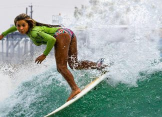 Tainá Hinckel, Surf Ranch