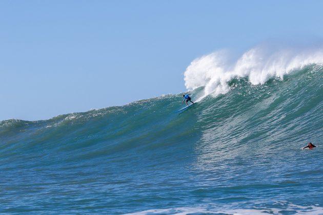 Vinicius dos Santos. Mormaii Big Wave 2018, praia do Cardoso, Farol de Santa Marta (SC). Foto: Sebastian Rojas