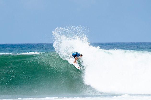 Matt Wilkinson. Bali Pro 2018, Keramas, Indonésia. Foto: WSL / Sloane