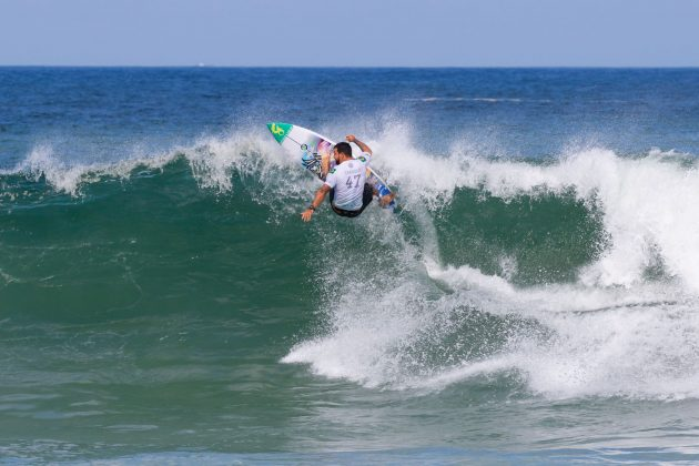 Willian Cardoso, Oi Rio Pro 2018, Barrinha, Saquarema (RJ). Foto: Sebastian Rojas.