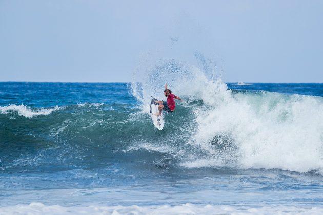 Wade Carmichael. Bali Pro 2018, Keramas, Indonésia. Foto: WSL / Cestari