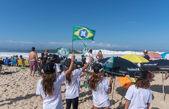 Hurley Surf Club, Itaúna, Saquarema (RJ). Foto: Henrique Pinguim.