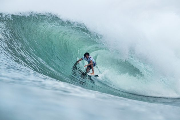 Michael February. Bali Pro 2018, Keramas, Indonésia. Foto: WSL / Cestari