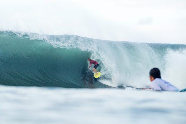 John John Florence. Bali Pro 2018, Keramas, Indonésia. Foto: WSL / Cestari
