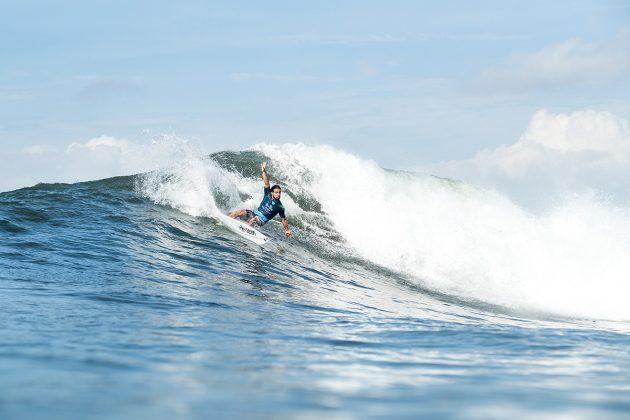 Tomas Hermes. Bali Pro 2018, Keramas, Indonésia. Foto: WSL / Cestari