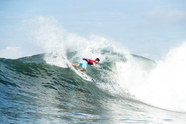 Gabriel Medina. Bali Pro 2018, Keramas, Indonésia. Foto: WSL / Cestari