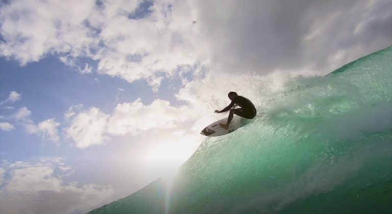 Mikey Wright, Duranbah, Austrália. Foto: Reprodução.