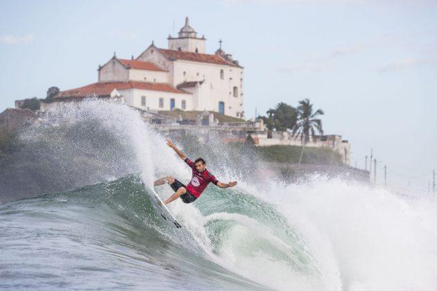 Frederico Morais, Oi Rio Pro 2018, Barrinha, Saquarema (RJ). Foto: WSL / Poullenot.