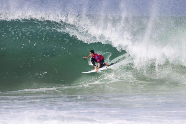 Connor O'Leary, Oi Rio Pro 2018, Barrinha, Saquarema (RJ). Foto: WSL / Poullenot.