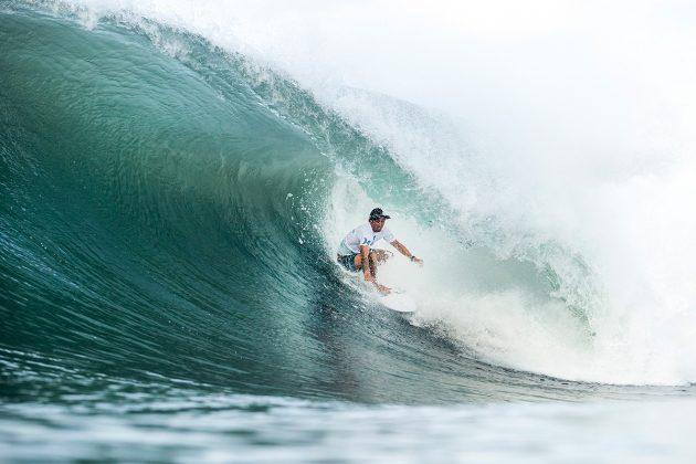 Miguel Pupo. Bali Pro 2018, Keramas, Indonésia. Foto: WSL / Cestari