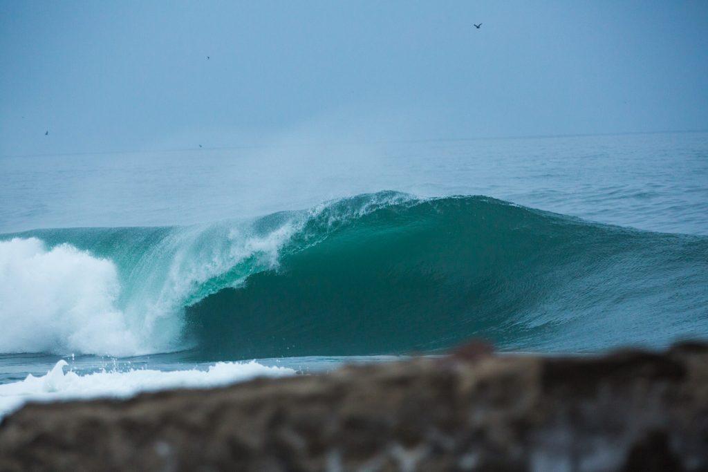 Arica possui algumas das ondas mais pesadas do Chile.