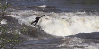 Swell na Escandinávia
