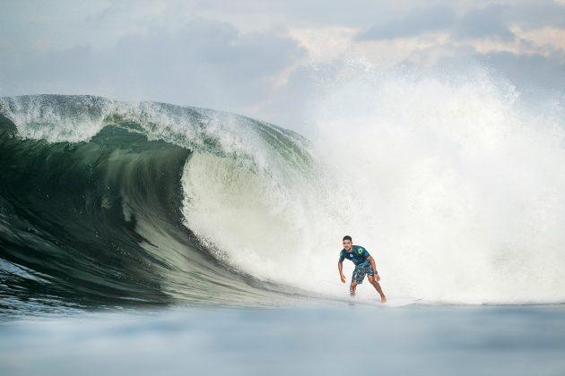 Michael Rodrigues. Bali Pro 2018, Keramas, Indonésia. Foto: WSL / Cestari