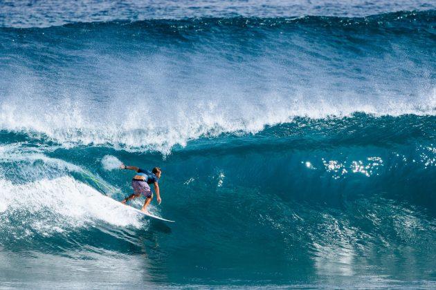 Joan Duru. Uluwatu CT 2018, Bali, Indonésia. Foto: WSL / Sloane