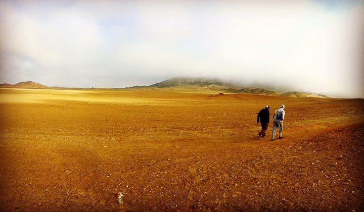 Chicama, Peru. Foto: Arquivo pessoal