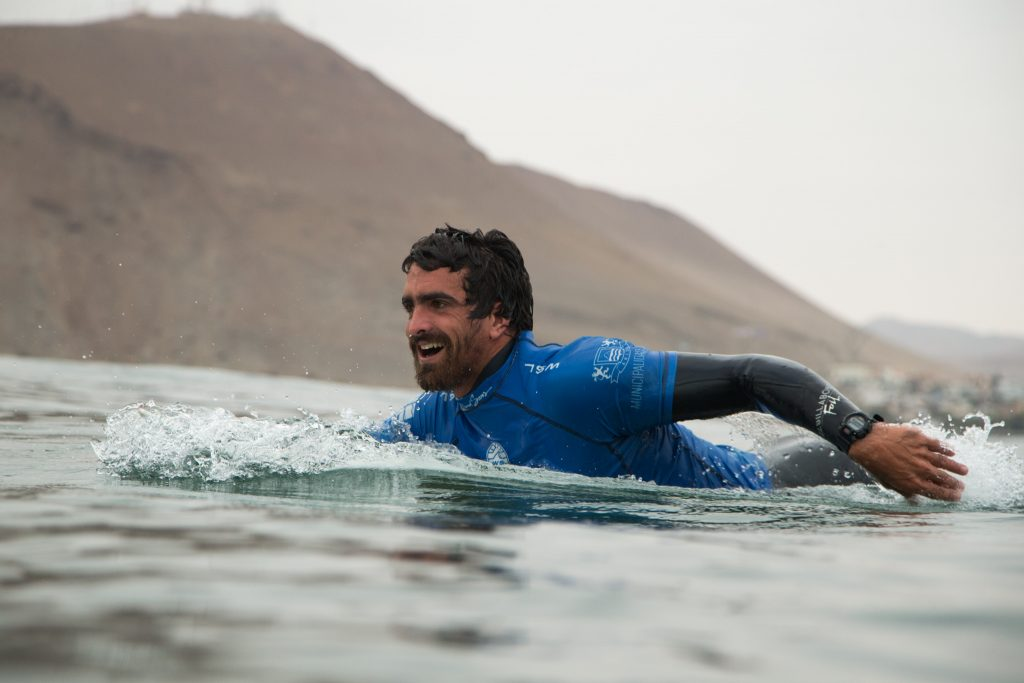 Maui and Sons Arica Pro Tour 2018, Chile.