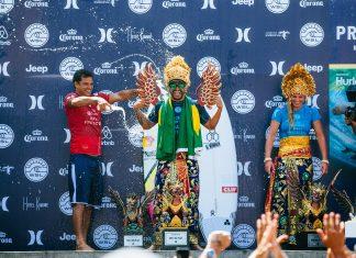 Bali Protected 2018, Keramas, Indonésia