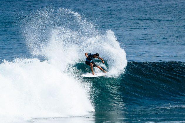 Connor O´Leary. Uluwatu CT 2018, Bali, Indonésia. Foto: WSL / Sloane