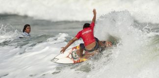 Campeonato Santos de Surf 2018, Praia do José Menino