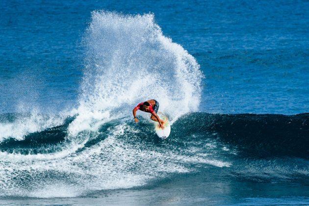 Michael Rodrigues. Uluwatu CT 2018, Bali, Indonésia. Foto: WSL / Sloane