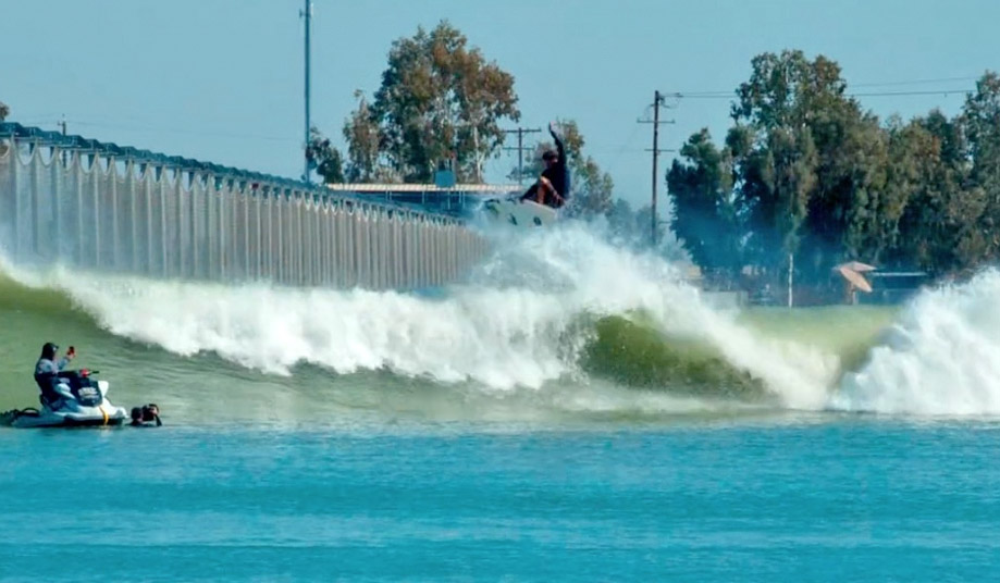 Albee Layer, Surf Ranch, Lemoore (EUA)
