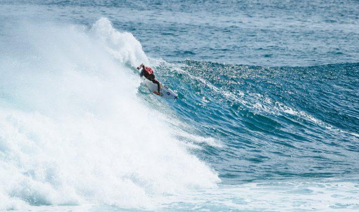 Filipe Toledo. Uluwatu CT 2018, Bali, Indonésia. Foto: WSL / Sloane