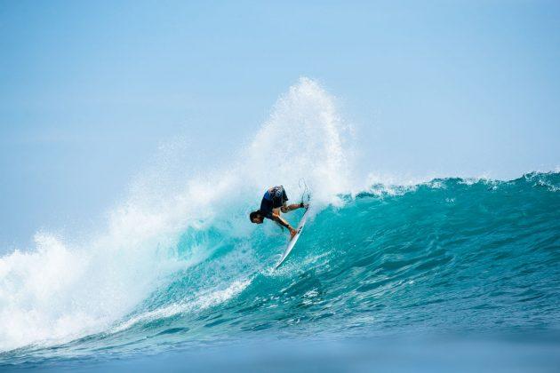 Mikey Wright. Uluwatu CT 2018, Bali, Indonésia. Foto: WSL / Sloane