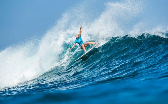 Tatiana Weston-Webb. Uluwatu CT 2018, Bali, Indonésia. Foto: WSL / Cestari