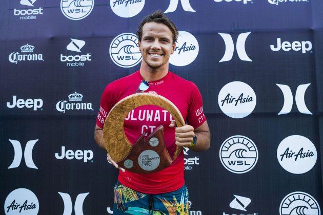 Julian Wilson. Uluwatu CT 2018, Bali, Indonésia. Foto: WSL / Cestari