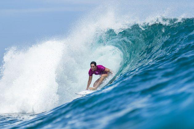 Tyler Wright. Uluwatu CT 2018, Bali, Indonésia. Foto: WSL / Cestari