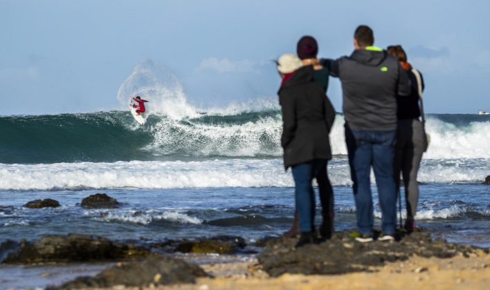 Griffin Colapinto. Open J-Bay 2018, Jeffreys Bay, África do Sul. Foto: WSL / Cestari