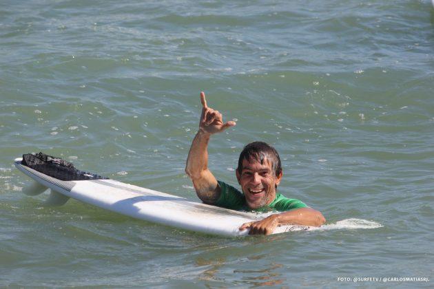 Pablo Jesus, Estadual do Rio 2018, Ponta Negra, Maricá (RJ). Foto: @surfetv / @carlosmatiasrj.