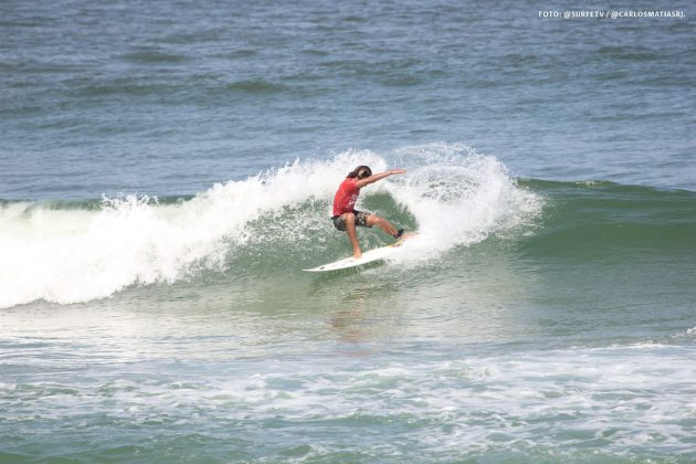 Rayan Fadul, Estadual do Rio 2018, Ponta Negra, Maricá (RJ). Foto: @surfetv / @carlosmatiasrj.