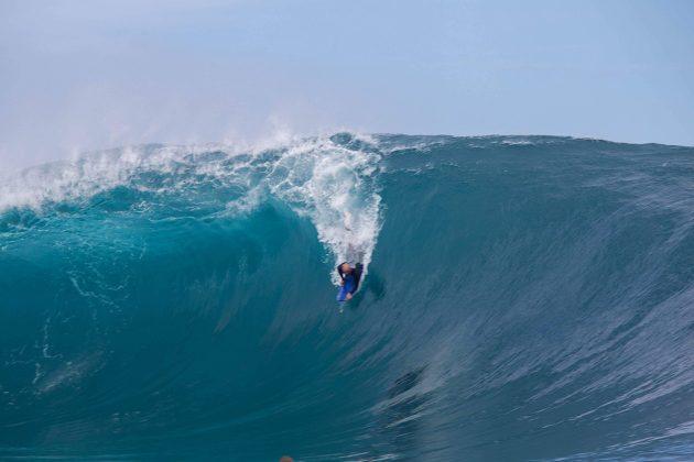 Abner Scoppetta, Teahupoo, Taiti. Foto: @jfrayz.