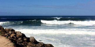 Previsão indica boas ondas