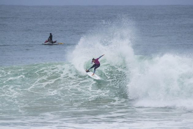 Johanne Defay, Open J-Bay Women´s 2018, Jeffreys Bay, África do Sul. Foto: WSL / Cestari.