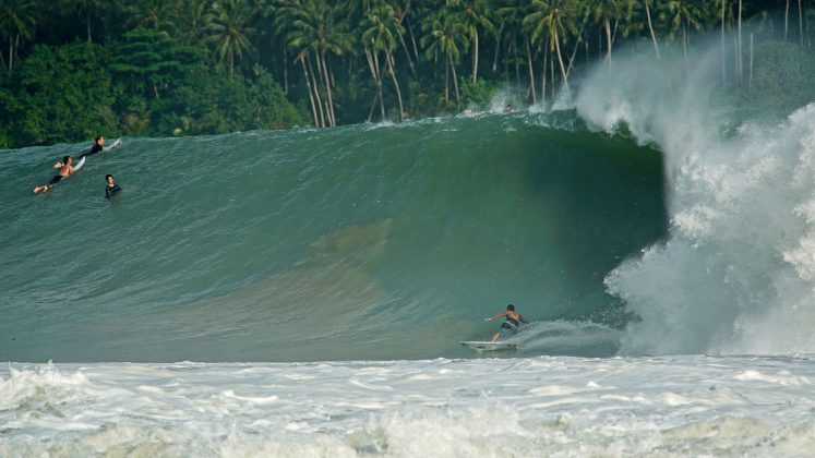 Eli Olson, Nias, Indonésia. Foto: Bruno Lemos / Sony Brasil.